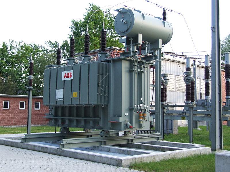 AVISTA OIL Transformator